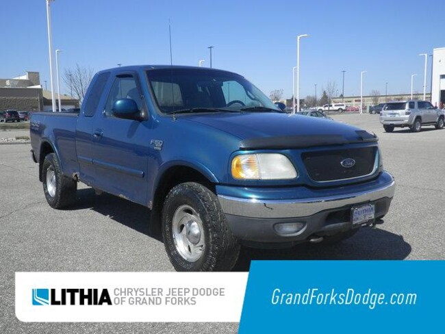 Used 2000 Ford F-150 Truck Super Cab Grand Forks, ND