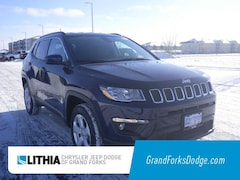 2019 Jeep Compass LATITUDE 4X4 Sport Utility Grand Forks, ND