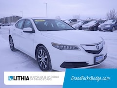 Used 2015 Acura TLX Tech (DCT) Sedan Grand Forks, ND