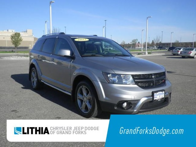 Used 2017 Dodge Journey Crossroad SUV Grand Forks, ND
