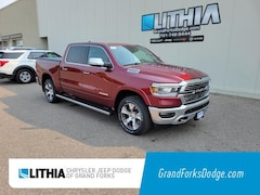 New 2021 Ram 1500 LARAMIE CREW CAB 4X4 5'7 BOX Crew Cab For Sale in Grand Forks, ND
