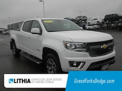 Used 2018 Chevrolet Colorado Z71 Truck Crew Cab Grand Forks, ND