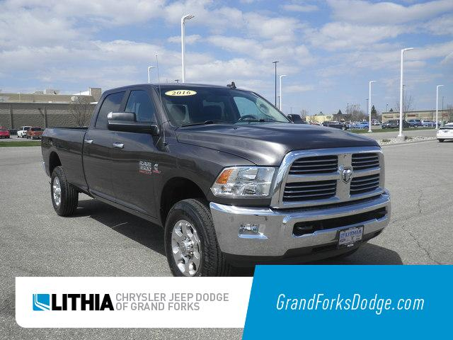Used 2016 Ram 3500 SLT Truck Crew Cab Grand Forks, ND
