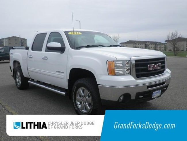 Used 2011 GMC Sierra 1500 SLE Truck Crew Cab Grand Forks, ND