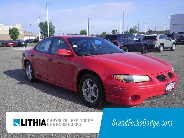 Used 2003 Pontiac Grand Prix GT Sedan Grand Forks, ND