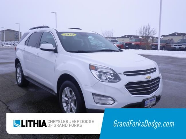 Used 2016 Chevrolet Equinox LT SUV Grand Forks, ND