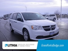2019 Dodge Grand Caravan SE Passenger Van Grand Forks, ND