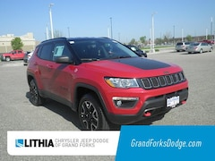 2019 Jeep Compass TRAILHAWK 4X4 Sport Utility Grand Forks, ND