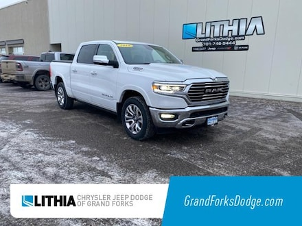 Used 2019 Ram All-New 1500 Longhorn Truck Crew Cab Grand Forks, ND