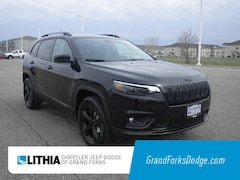 2019 Jeep Cherokee ALTITUDE 4X4 Sport Utility Grand Forks, ND