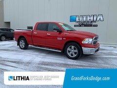 Used 2017 Ram 1500 Big Horn Truck Crew Cab Grand Forks, ND