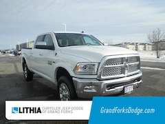 New 2018 Ram 2500 LARAMIE CREW CAB 4X4 6'4 BOX Crew Cab For Sale in Grand Forks, ND