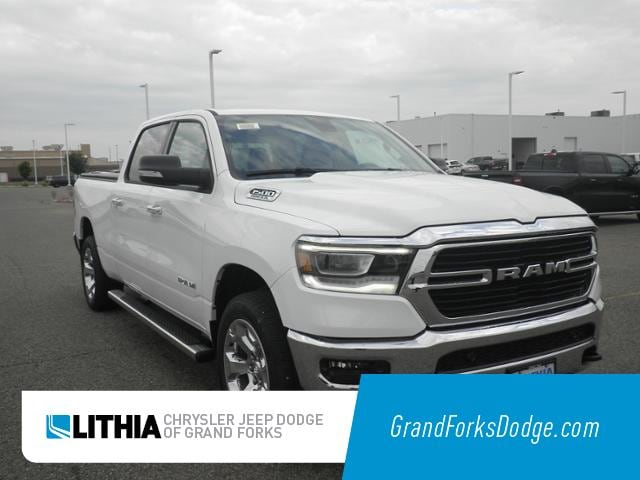 New 2019 Ram All-New 1500 BIG HORN / LONE STAR CREW CAB 4X4 6'4 BOX Crew Cab Grand Forks, ND