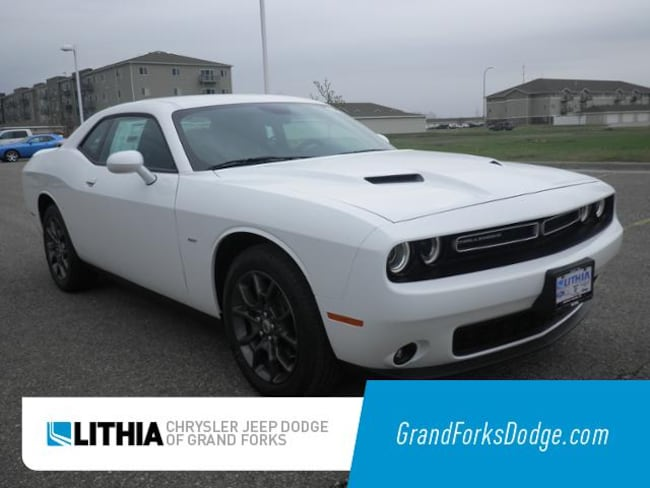 New 2018 Dodge Challenger GT ALL-WHEEL DRIVE Coupe Grand Forks, ND