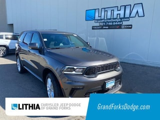 New 2021 Dodge Durango GT PLUS AWD Sport Utility Grand Forks, ND