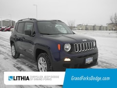 2018 Jeep Renegade SPORT 4X4 Sport Utility Grand Forks, ND