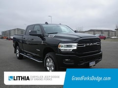 New 2019 Ram 2500 BIG HORN CREW CAB 4X4 6'4 BOX Crew Cab For Sale in Grand Forks, ND