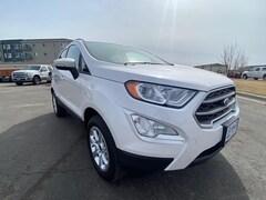 New 2020 Ford EcoSport SE SUV Grand Forks, ND