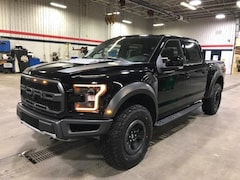 New 2018 Ford F-150 Raptor Truck SuperCrew Cab For sale in Grand Forks, ND