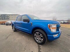 New 2021 Ford F-150 XL Truck SuperCrew Cab Grand Forks, ND