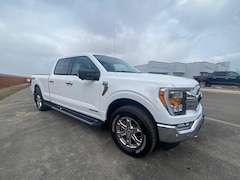 New 2021 Ford F-150 XLT Truck SuperCrew Cab Grand Forks, ND