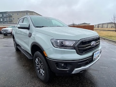 New 2021 Ford Ranger Lariat Truck SuperCrew Grand Forks, ND