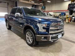 Used 2017 Ford F-150 King Ranch Truck SuperCrew Cab Grand Forks, ND