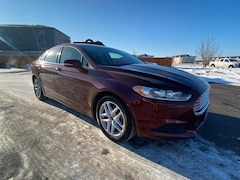 2015 Ford Fusion SE Sedan Grand Forks, ND