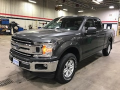 New 2018 Ford F-150 XLT Truck SuperCab Styleside Grand Forks, ND