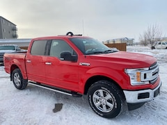 New 2020 Ford F-150 XLT Truck SuperCrew Cab Grand Forks, ND