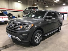 New 2019 Ford Expedition Max XLT SUV Grand Forks, ND