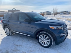New 2021 Ford Explorer Limited SUV Grand Forks, ND
