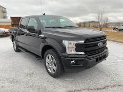 Used 2018 Ford F-150 Lariat Truck SuperCrew Cab Grand Forks, ND