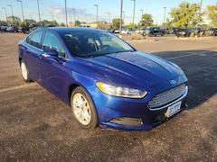 Used 2016 Ford Fusion SE Sedan Grand Forks ND
