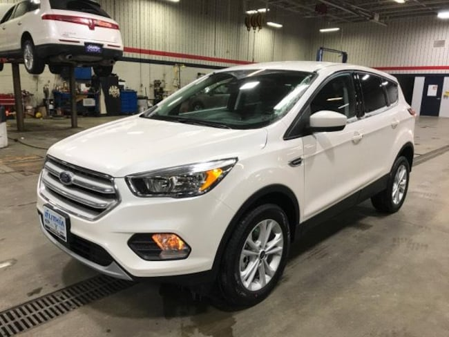 New 2019 Ford Escape SE SUV Grand Forks, ND