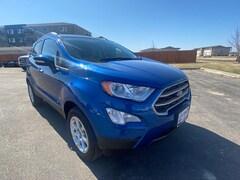 New 2021 Ford EcoSport SE SUV Grand Forks, ND