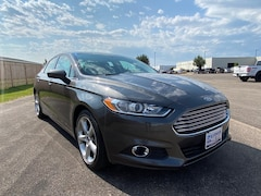 Used 2016 Ford Fusion S Sedan Grand Forks ND
