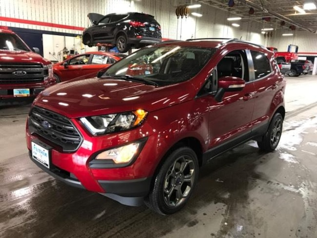 New 2018 Ford EcoSport SES SUV Grand Forks, ND