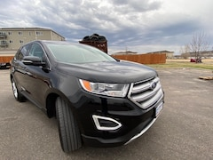 Used 2017 Ford Edge SEL SUV Grand Forks, ND