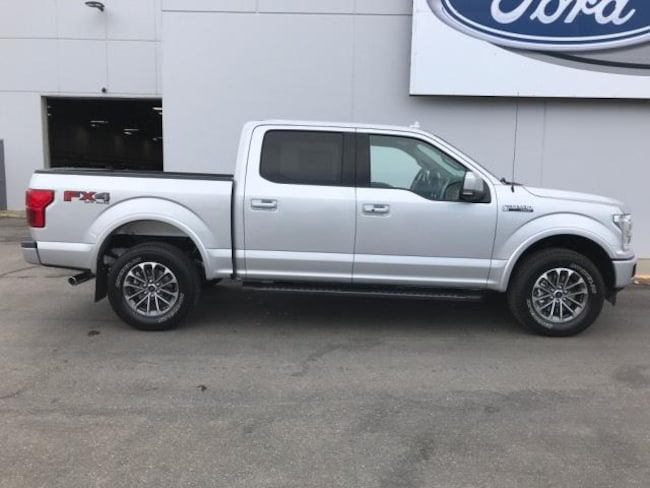 New 2018 Ford F-150 Lariat Truck SuperCrew Cab Grand Forks, ND