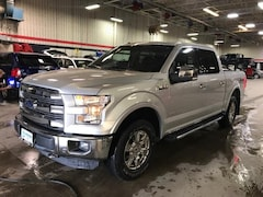 Used 2016 Ford F-150 Lariat Truck SuperCrew Cab Grand Forks, ND