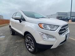 New 2021 Ford EcoSport Titanium SUV Grand Forks, ND