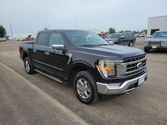 Used 2021 Ford F-150 Lariat Truck SuperCrew Cab Grand Forks, ND