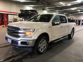 2018 Ford F-150 Lariat Truck SuperCrew Cab Grand Forks, ND