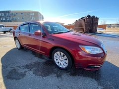 2013 Chrysler 200 LX Sedan Grand Forks, ND