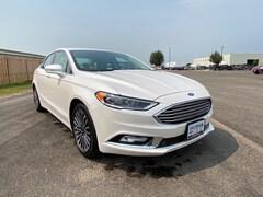 Used 2017 Ford Fusion SE Sedan Grand Forks ND