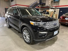 New 2021 Ford Explorer Limited SUV For sale in Grand Forks, ND