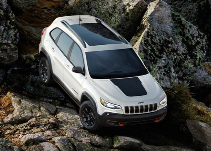 Shop for a new 2021 Jeep Cherokee Crossover SUV at Lithia