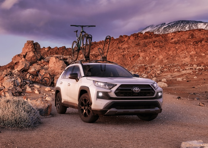 Shop for a new 2021 Toyota Rav4 Crossover SUV at Lithia