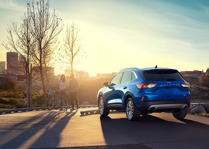 Shop for a new 2021 Ford Escape Crossover SUV at Lithia